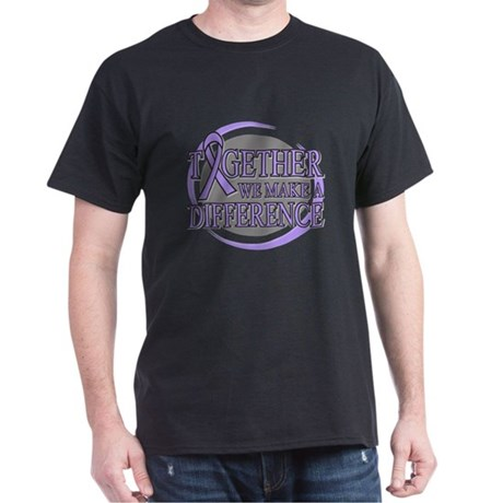 General Cancer Support Dark T-Shirt
