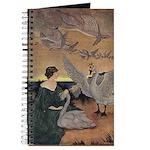 Winter's Wild Swans Journal