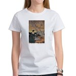 Winter's Wild Swans Women's T-Shirt