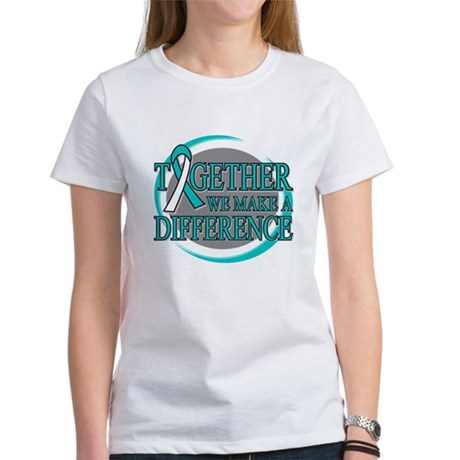 Cervical Cancer Support Women's T-Shirt