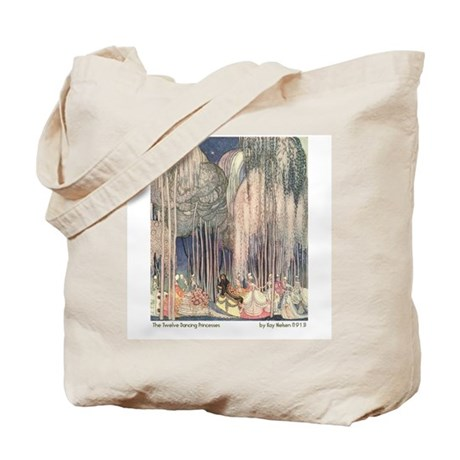 Nielsen's Dancing Princesses Tote Bag