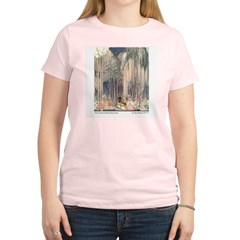 Nielsen's Dancing Princesses Women's Pink T-Shirt