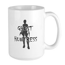 Ghost Huntress Mug