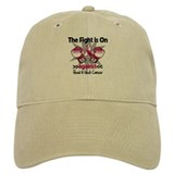 Fight Head Neck Cancer Baseball Cap