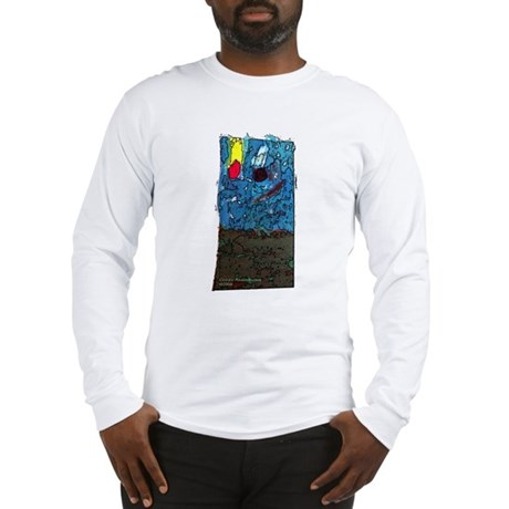 Two Asteroids Long Sleeve T-Shirt