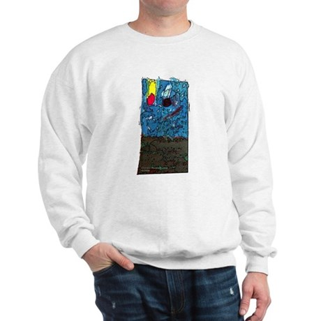 Two Asteroids Sweatshirt