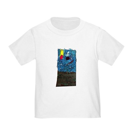 Two Asteroids Toddler T-Shirt