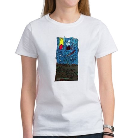 Two Asteroids Women's T-Shirt