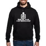 Trust Me I'm An X-Ray Technologist Hoodie (dark)