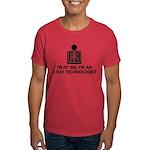 Trust Me I'm An X-Ray Technologist Dark T-Shirt