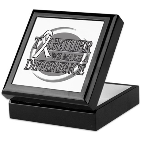 Bone Cancer Support Keepsake Box