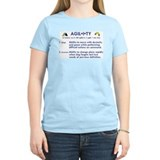 Cute Agility dog T-Shirt