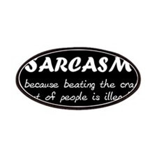 Sarcasm Patches