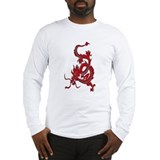 Chinese Year of the Dragon Long Sleeve T-Shirt