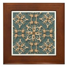 Turnaraund Framed Tile