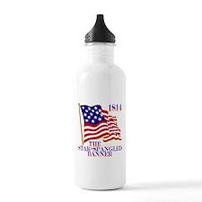 Star-Spangled Banner Water Bottle