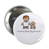 """World's Best Big Brother"" Button"