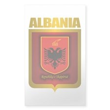 """Albanian Gold"" Decal"