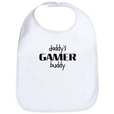Daddy's Gamer Buddy Bib