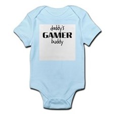 Daddy's Gamer Buddy Infant Bodysuit