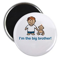 """I'm the big brother!"" Magnet"
