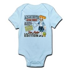 Adam Smith Infant Bodysuit