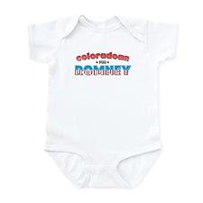 Coloradoan For Romney Infant Bodysuit