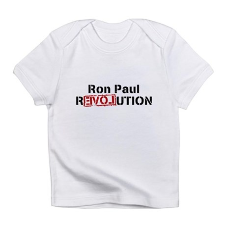 Ron Paul Revolution Infant T-Shirt