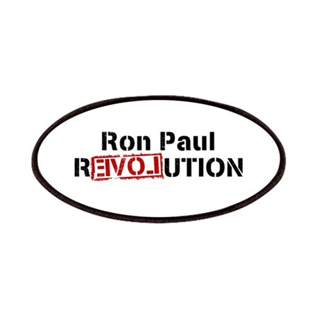 Ron Paul Revolution Patches