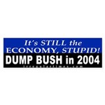 Still the Economy, Stupid Bumper Sticker