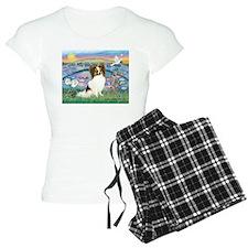 Lilies / Papillon (f) Pajamas