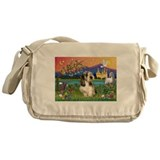 PBGV in Fantasy Land Messenger Bag