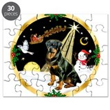 Night Flight/Rottweiler Puzzle