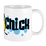 Swim Chick 2 Small Mug