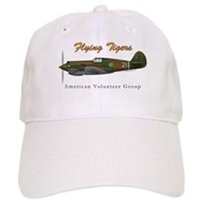 Flying Tigers, American Volun Baseball Cap