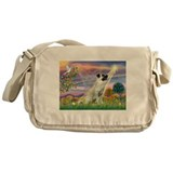 Cloud Angel/Anatoian Shep Messenger Bag
