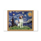 Starry Night/Brittany Car Magnet 20 x 12