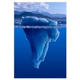 Tip of the Iceberg Digital Composite