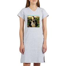 Mona's Bull Mastiff Women's Nightshirt