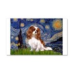 Starry Night Blenheim Car Magnet 20 x 12