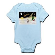 Night Flight/Chihuahua #1 Onesie