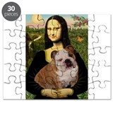 Mona's English Bulldog Puzzle