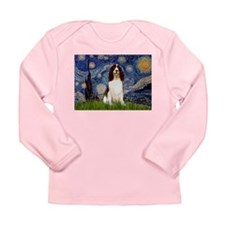 Starry Night & Springer Long Sleeve Infant T-Shirt