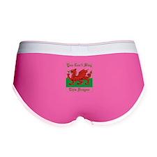 Unique Wales Women's Boy Brief