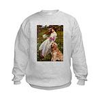 Windflowers & Golden Kids Sweatshirt