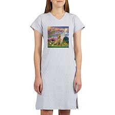 Cloud Angel Lakeland T. Women's Nightshirt