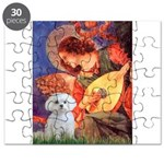 Mandolin Angel / Maltese Puzzle