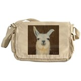 Llamas Messenger Bag
