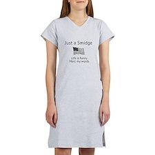 Cute Humorous Women's Nightshirt
