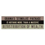 Failed Stimulus Sticker (Bumper 50 pk)